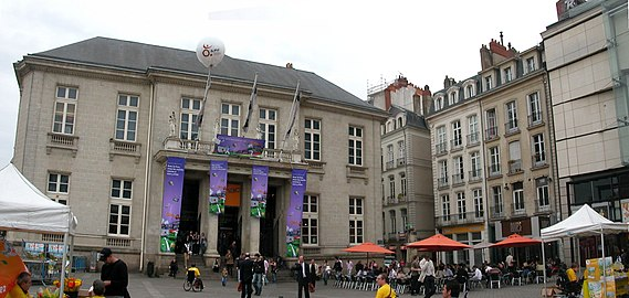 liste des rues et places du centre ville de nantes wikip dia. Black Bedroom Furniture Sets. Home Design Ideas