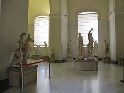 Parte della collezione Farnese