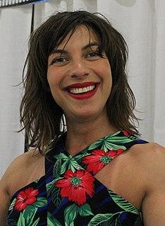 Natalia Tena British actress