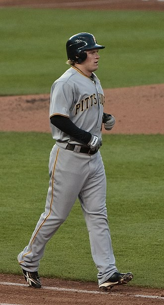 Nate McLouth - McLouth with the Pittsburgh Pirates in 2009