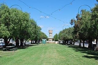 Nathalia, Victoria Town in Victoria, Australia
