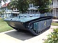 Naval Museum - Amphibious Armour LVT MK4 From WW II - panoramio.jpg