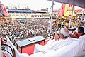 Naveen Patnaik watching Ratha Jatra from Badadanda, Puri, Odisha.jpg