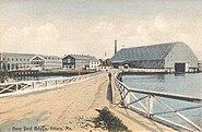 Navy Yard Bridge, Kittery, ME