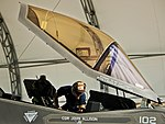 Navy maintainers putting F-35s in air 130814-F-OC707-045.jpg