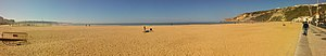 Nazaré, Portugal - Image: Nazaré Beach