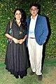 Neena Gupta and Vivek Mehra in 2013.jpg