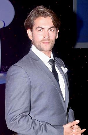Neil Nitin Mukesh - Neil at the Volkswagen event