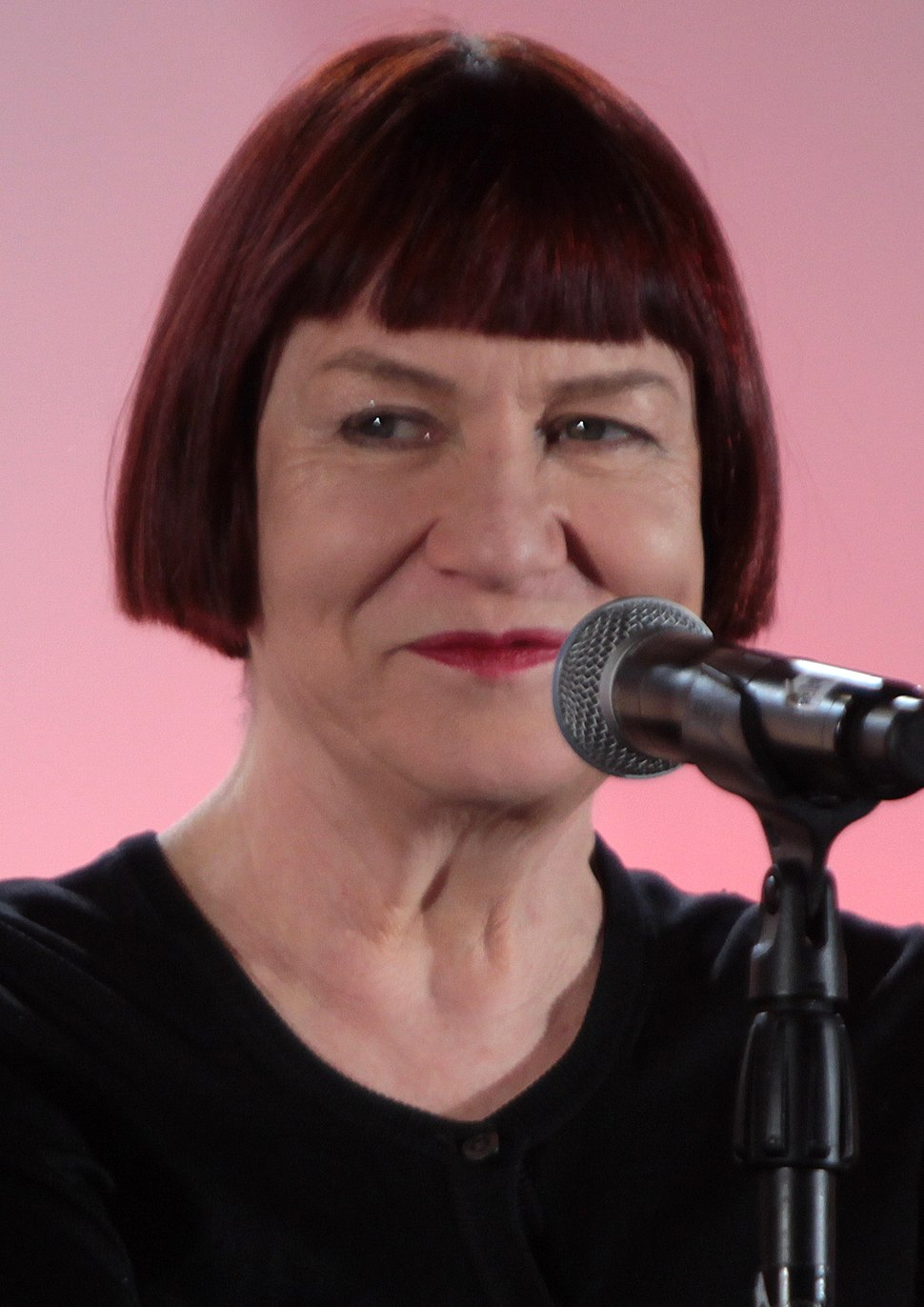 Nell Campbell May 2015