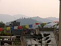 Nepal - Kathmandu - 003 - Sunset out over Kathmandu (492182932).jpg