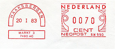 Netherlands stamp type I14.jpg
