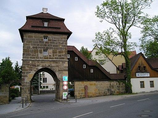 Neunkirchen am Brand Erlanger Tor