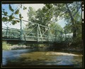 New Hampton Bridge, Spanning Musconetcong River, New Hampton, Hunterdon County, NJ HAER NJ,10-HAMP.V,1-15 (CT).tif