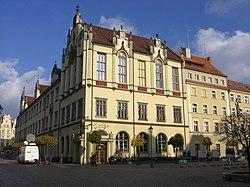 New Town Hall Photo South West Corner Wrocław Poland 2008-11-14
