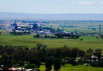 Newcastle, KwaZulu-Natal - Newcastle Chemical Park