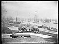 Newcastle Harbour from Fort Scratchley November 1890 Flickr 3631693918.jpg