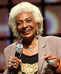 Photo: Nichelle Norris at the 2013 Phoenix Comicon.