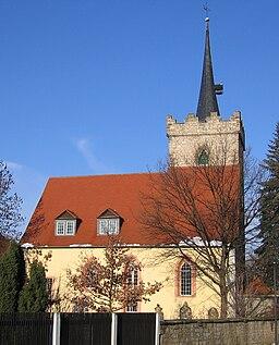 Niederzimmern church germany