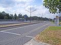 Nijmegen Heyendaal busbaan.jpg