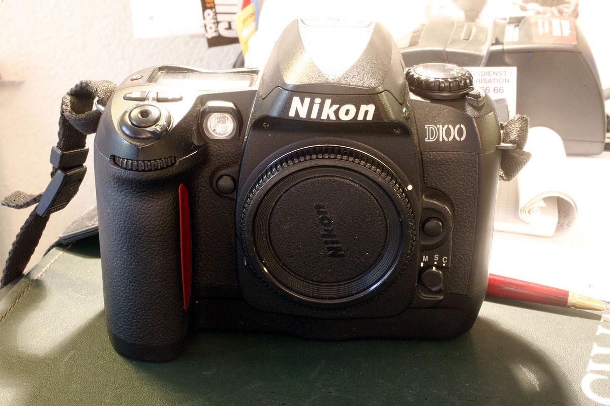 Nikon D100 - Wikipedia