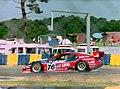 Nissan 300ZX Turbo - Eric van de Poele, Paul Gentilozzi & Syunji Kasuya at the 1994 Le Mans (31596609710).jpg