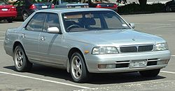 Nissan Laurel (1993–1997)