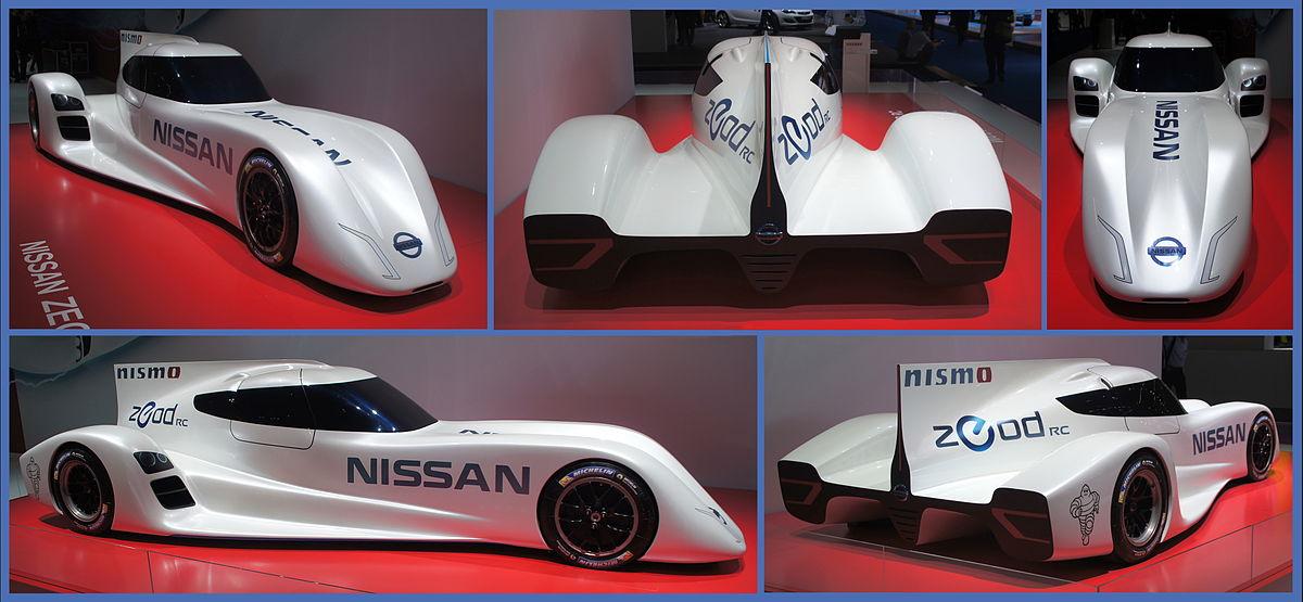 Nissan Zeod Rc Wikipedia