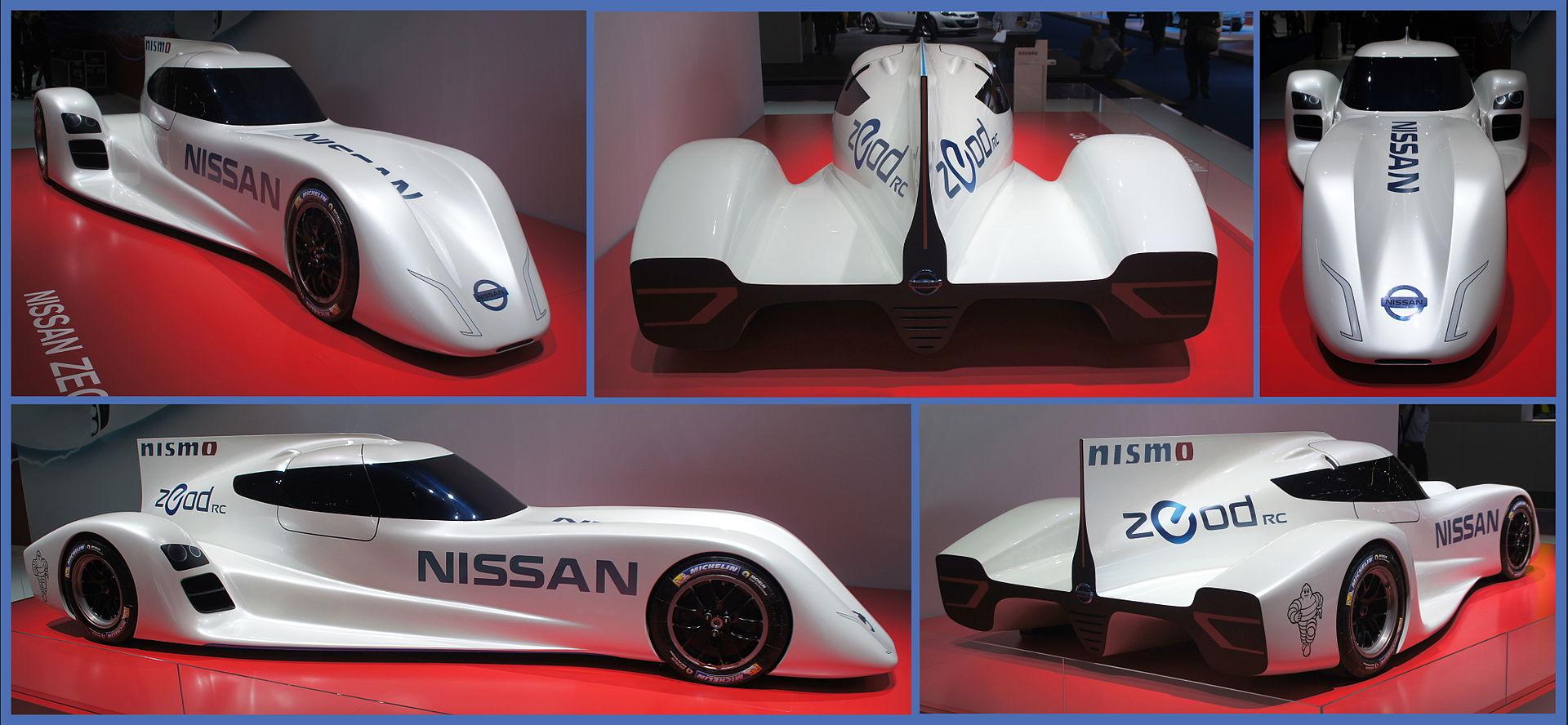 Nissan ZEOD RC - Wikipedia