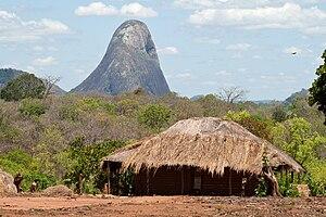 Nampula Province - Image: Nivali
