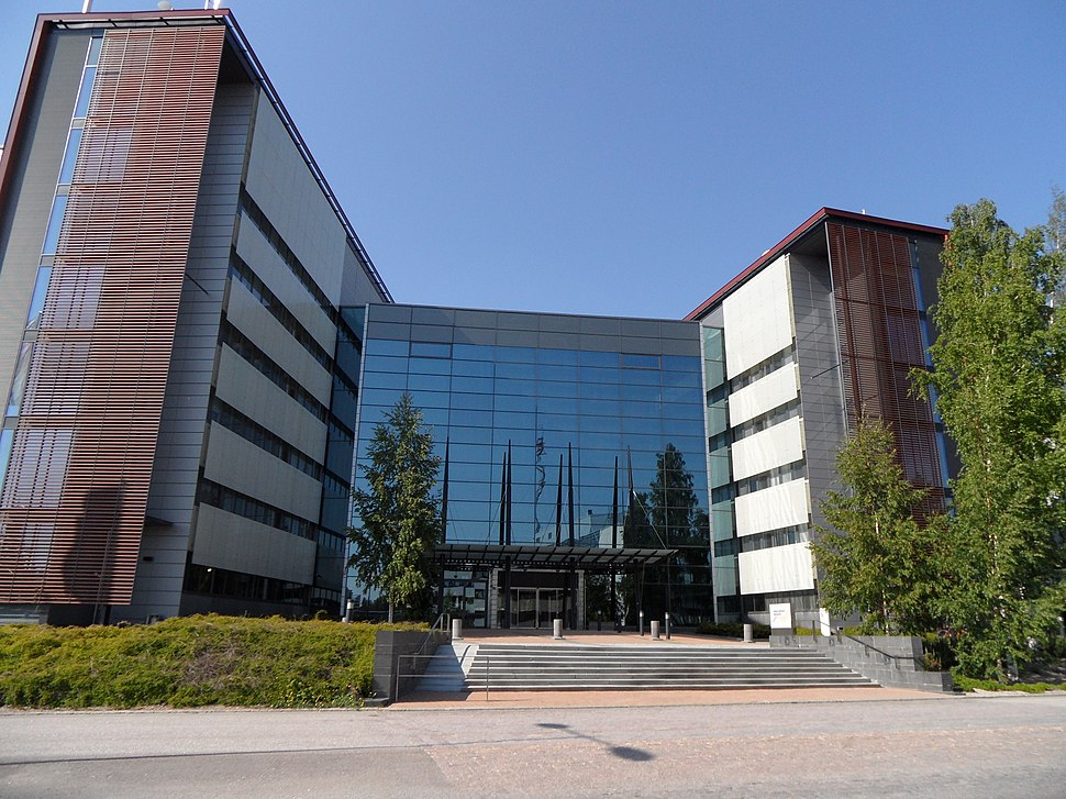 Nokia headquarters in Espoo