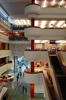 north york central library wikipedia. Black Bedroom Furniture Sets. Home Design Ideas