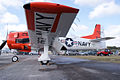 North American T-28B Trojan Navy UnderLWing TICO 13March2010 (14598873272).jpg