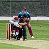 North Middlesex CC v Hampstead CC at Crouch End, Haringey, London 28.jpg