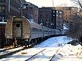 Northbound Vermonter leaving Brattleboro station, March 2015.JPG