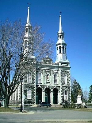 Champlain, Quebec - Notre-Dame-de-la-Visitation Church
