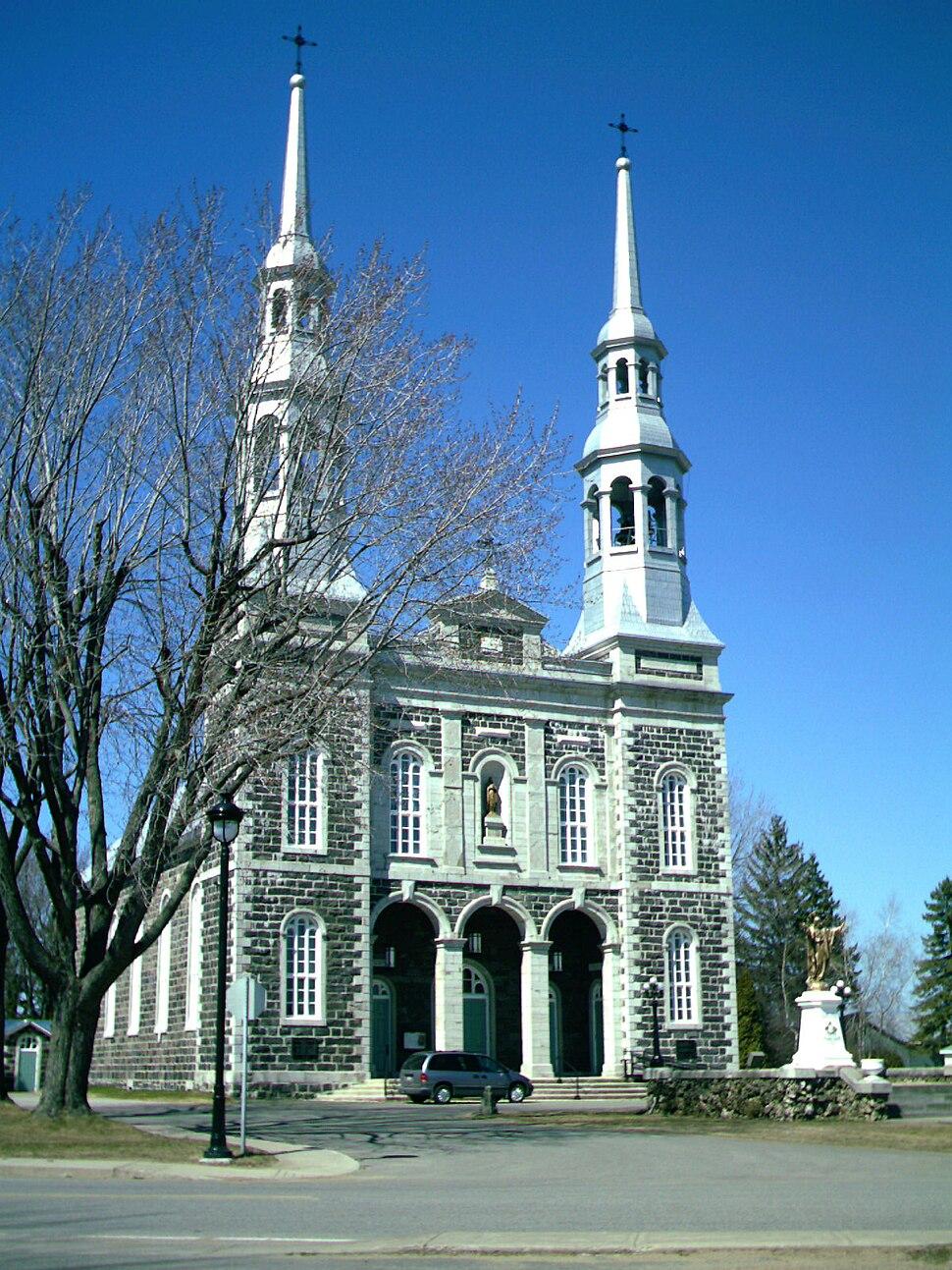 Notre-Dame-de-la-Visitation Champlain
