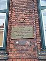 Nový Bohumín, náměstí T. G. Masaryka 158, radnice, pamětní deska.jpg