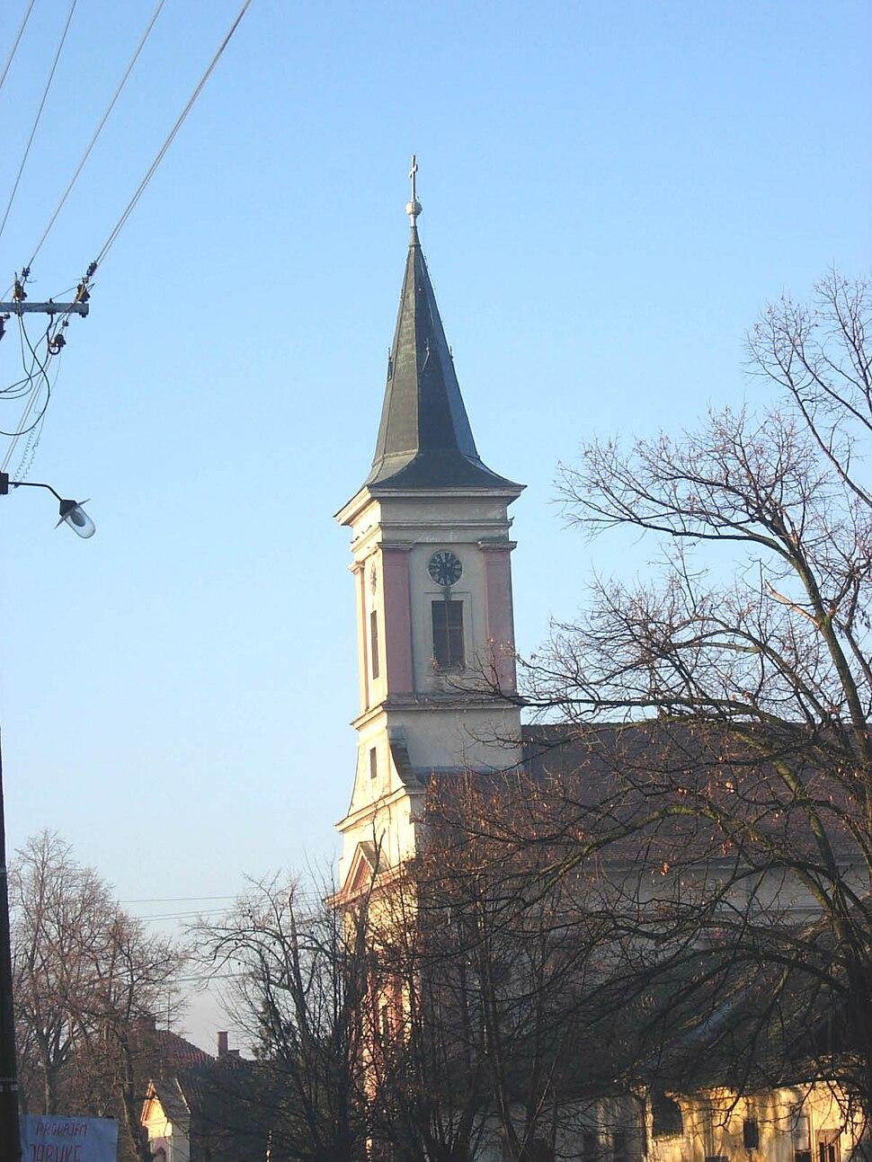 Novi Slankamen, Catholic Church