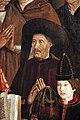Nuno gonçalves, pannelli di san vincenzo, 1470 ca. 05 l'infante 6.jpg