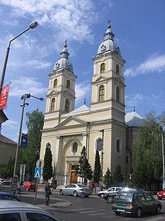 Hungarian (byzantine) catholic eparchy of Nyíregyháza
