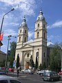 Nyiregyhaza 2007, Saint Nicholas church 02.jpg