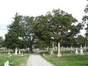 Oak Grove Cemetery (Gloucester, Massachusetts) - Oak Grove Cemetery
