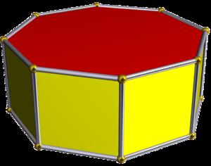 Zonohedron - 2n prism