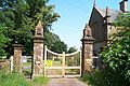 Odcombe Lodge Gatehouse, Montacute House - geograph.org.uk - 196126.jpg