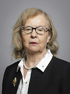 Llin Golding, Baroness Golding