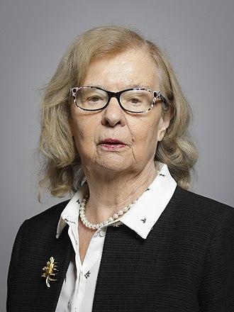 Official portrait of Baroness Golding crop 2, 2019.jpg