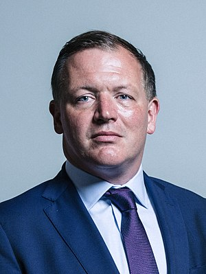 Damian Collins - Image: Official portrait of Damian Collins crop 2