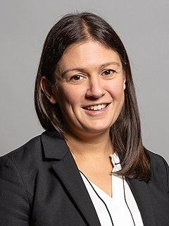 Lisa Nandy British Labour politician, MP for Wigan