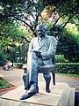 Oktay akbal statue.jpg