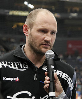 Ola Lindgren Swedish handball player